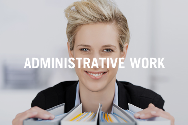 Administrative work
